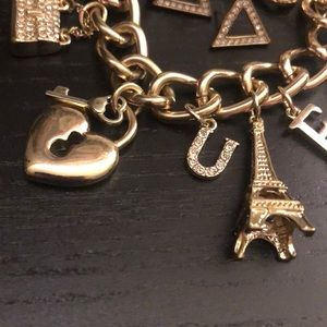 Guess Jewelry - SALE! 🔥 Guess Charm Bracelet w/ Matching Earring